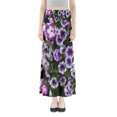 Flowers Blossom Bloom Plant Nature Maxi Skirts