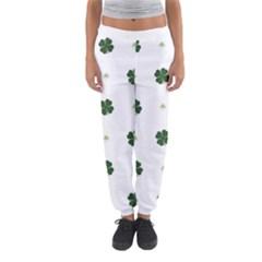 Green Leaf Women s Jogger Sweatpants