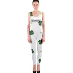 Green Leaf OnePiece Catsuit