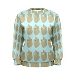 Kukang Animals Women s Sweatshirt
