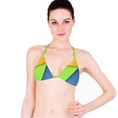 Lock Screen Bikini Top