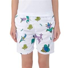 Leaf Women s Basketball Shorts