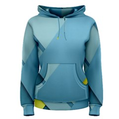 New Bok Blue Women s Pullover Hoodie