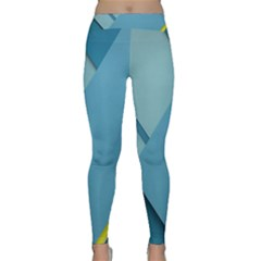 New Bok Blue Classic Yoga Leggings