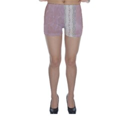 Guestbook Background Victorian Skinny Shorts