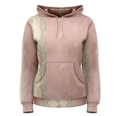 Guestbook Background Victorian Women s Pullover Hoodie