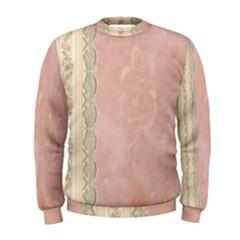 Guestbook Background Victorian Men s Sweatshirt