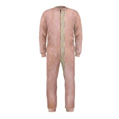 Guestbook Background Victorian OnePiece Jumpsuit (Kids)