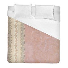 Guestbook Background Victorian Duvet Cover (Full/ Double Size)