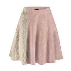 Guestbook Background Victorian High Waist Skirt