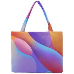 Color Orange Copy Mini Tote Bag