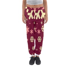 Red Resolution Version Women s Jogger Sweatpants