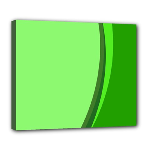 Simple Green Deluxe Canvas 24  x 20