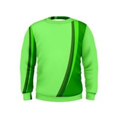 Simple Green Kids  Sweatshirt