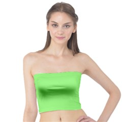 Simple Green Tube Top