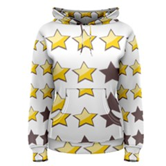 Star Rating Copy Women s Pullover Hoodie