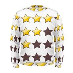 Star Rating Copy Men s Sweatshirt
