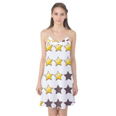 Star Rating Copy Camis Nightgown