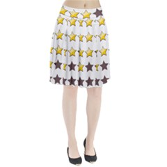 Star Rating Copy Pleated Skirt