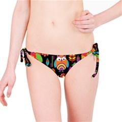Ultra Soft Owl Bikini Bottom