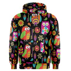 Ultra Soft Owl Men s Pullover Hoodie