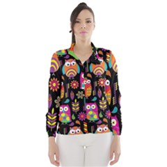 Ultra Soft Owl Wind Breaker (Women)