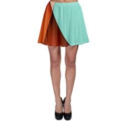 Thumb Lollipop Wallpaper Skater Skirt