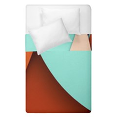 Thumb Lollipop Wallpaper Duvet Cover Double Side (Single Size)