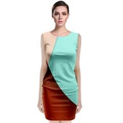 Thumb Lollipop Wallpaper Classic Sleeveless Midi Dress