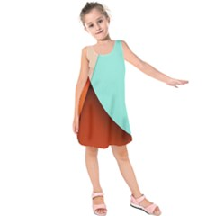 Thumb Lollipop Wallpaper Kids  Sleeveless Dress