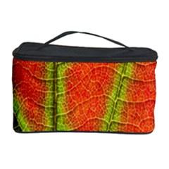 Unique Leaf Cosmetic Storage Case