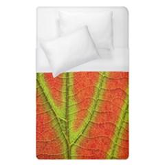 Unique Leaf Duvet Cover (Single Size)