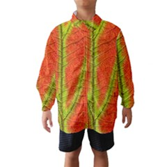 Unique Leaf Wind Breaker (Kids)