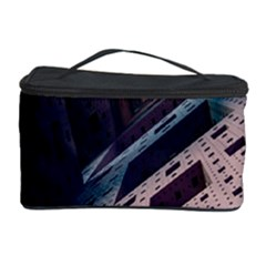 Industry Fractals Geometry Graphic Cosmetic Storage Case