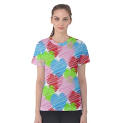 Holidays Occasions Valentine Women s Cotton Tee