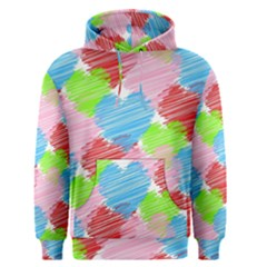 Holidays Occasions Valentine Men s Pullover Hoodie
