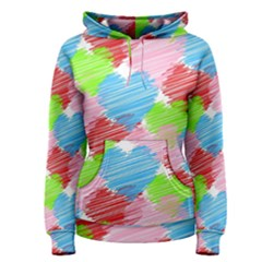 Holidays Occasions Valentine Women s Pullover Hoodie