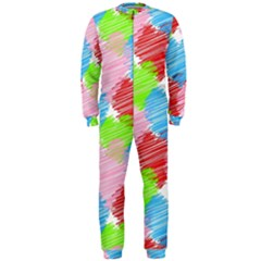 Holidays Occasions Valentine OnePiece Jumpsuit (Men)