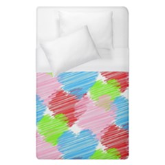 Holidays Occasions Valentine Duvet Cover (Single Size)