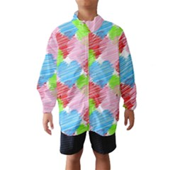 Holidays Occasions Valentine Wind Breaker (Kids)