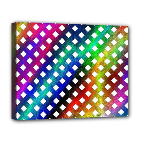 Pattern Template Shiny Deluxe Canvas 20  x 16