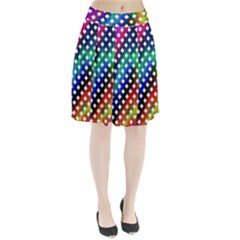 Pattern Template Shiny Pleated Skirt