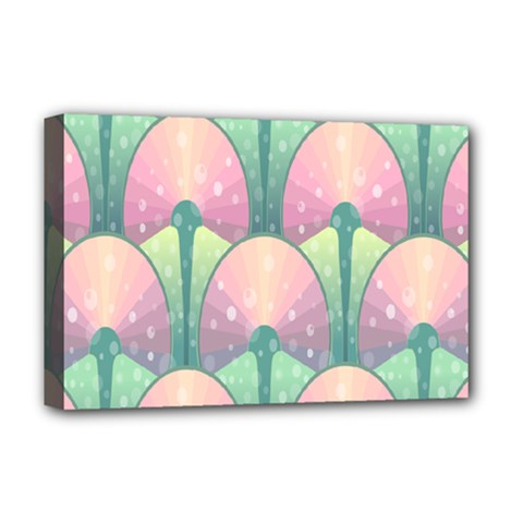 Seamless Pattern Seamless Design Deluxe Canvas 18  x 12