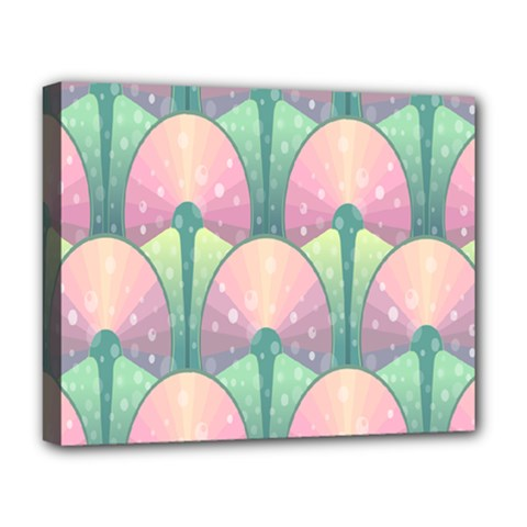Seamless Pattern Seamless Design Deluxe Canvas 20  x 16