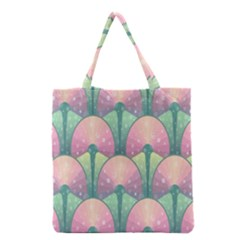Seamless Pattern Seamless Design Grocery Tote Bag