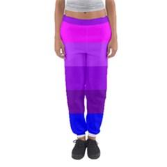 Transgender Flag Women s Jogger Sweatpants