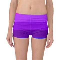 Transgender Flag Boyleg Bikini Bottoms