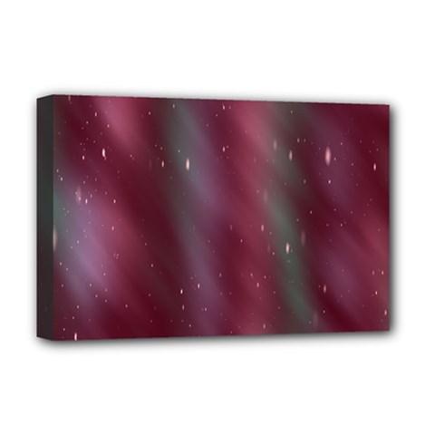 Stars Nebula Universe Artistic Deluxe Canvas 18  x 12