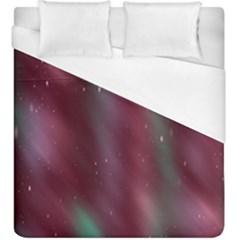 Stars Nebula Universe Artistic Duvet Cover (King Size)