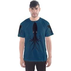 Black Octopus Men s Sport Mesh Tee